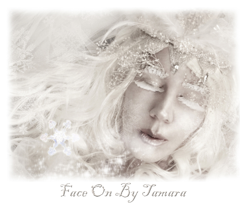 Feb 18, 2008 Face On By Tamara/model Kammi Winter