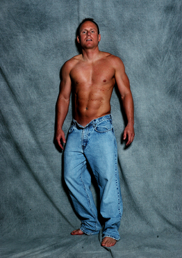 Male model photo shoot of Thom Knight by Foto-graphos in Houston studio