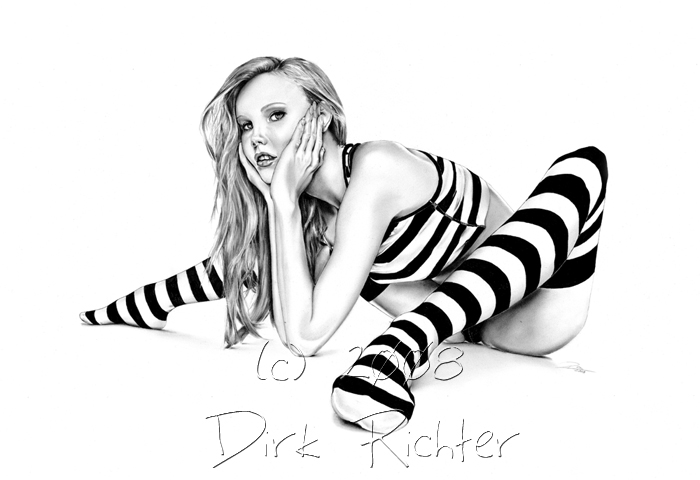 Feb 19, 2008 Dirk Richter 2008 - (Reference Photo by Robert Alvarado) Stripes