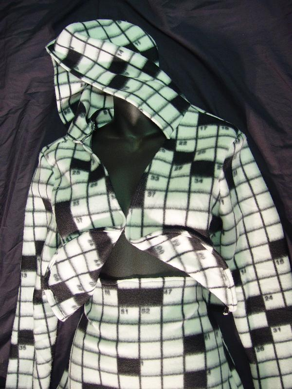 Feb 20, 2008 P.A. 100% Fleece also sewn and designed by me