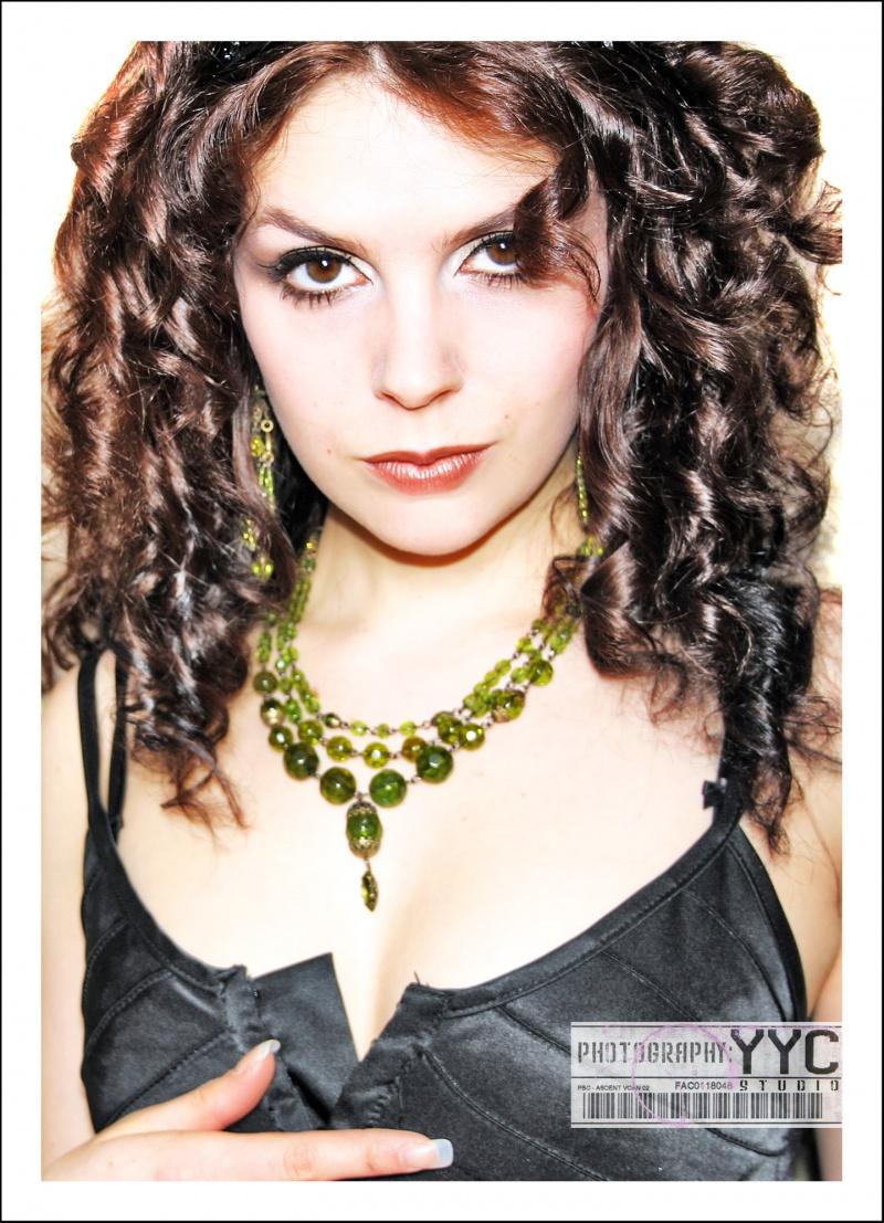 Female model photo shoot of Natasha Lazarovic in YYC Studios Calgary