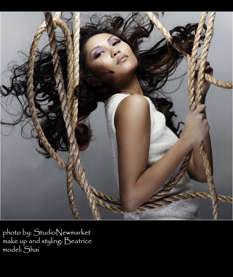 Newmarket Feb 21, 2008 (published in Bobbi Magazine, Fall 08 issue & Beauty & Beyond Magazine, Fall 08 issue) Breaking Free