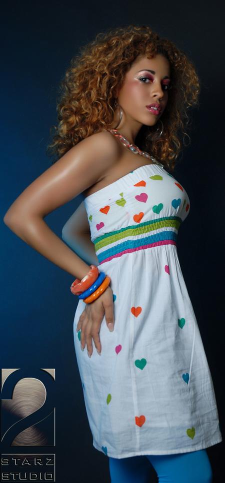 Miami, FL Feb 21, 2008 2Starz Studio,LLC Estefany-Hearts/ Make-up 2Starz MakeUp