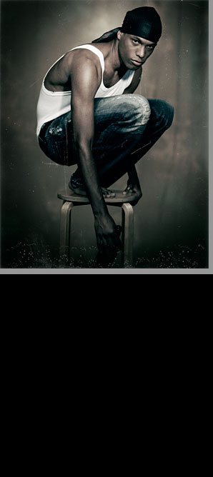 Male model photo shoot of Thona
