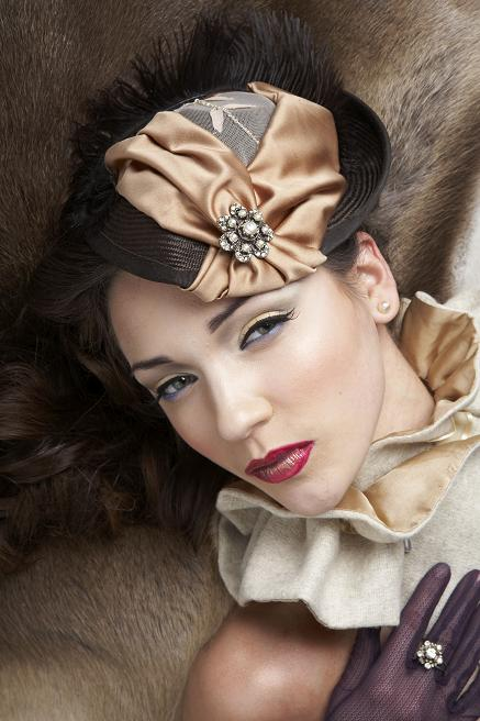 Feb 22, 2008 Katherine Bird Millinery-Look Book for 2008