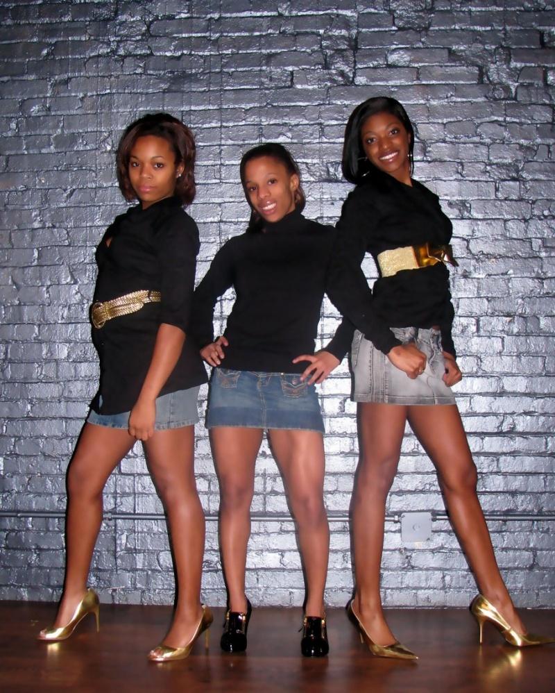 Club Deja Vu Feb 22, 2008 January 2008 Kia, Lavonda, and Me
