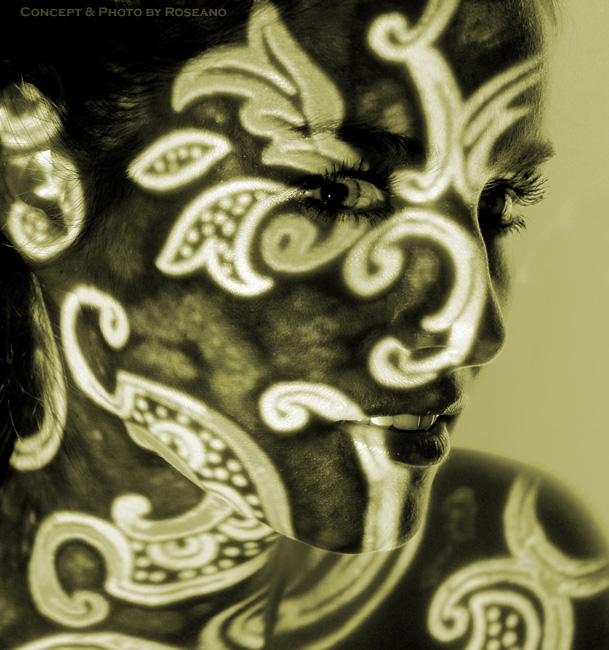 Bergamo Feb 23, 2008 Roberto Roseano Creative Portrait n.5