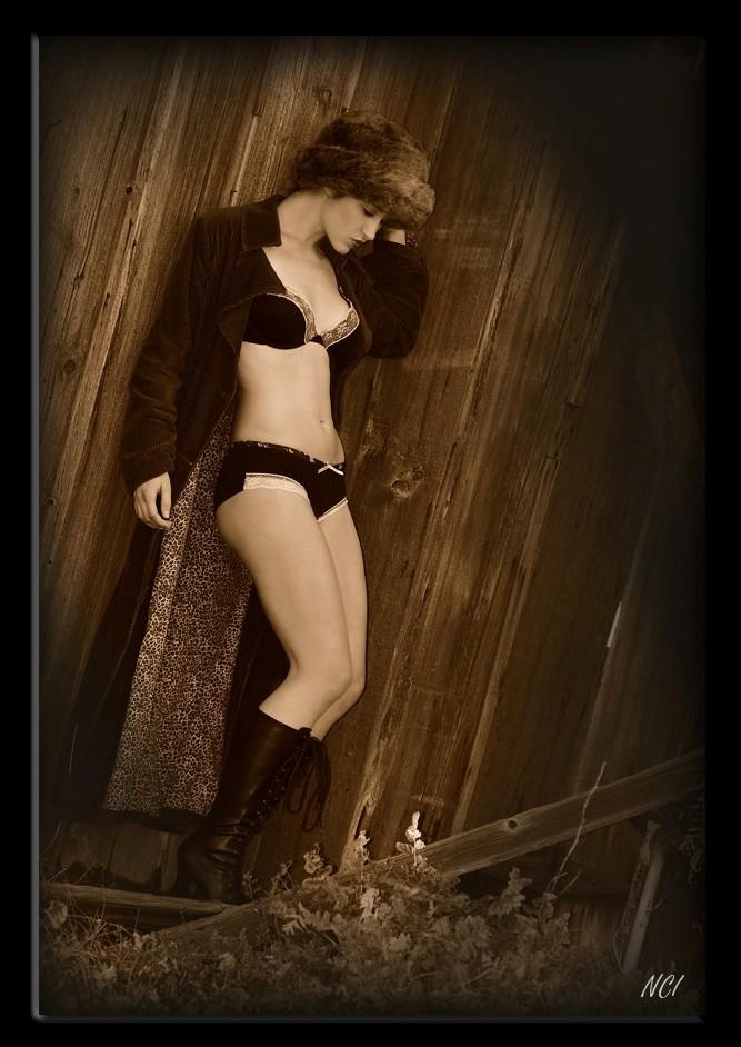 Female model photo shoot of Jezyka Elizabeth by NCISTUDIOS in Near Norcal Studio, makeup by Marisol MaK3uP  N  HaIR