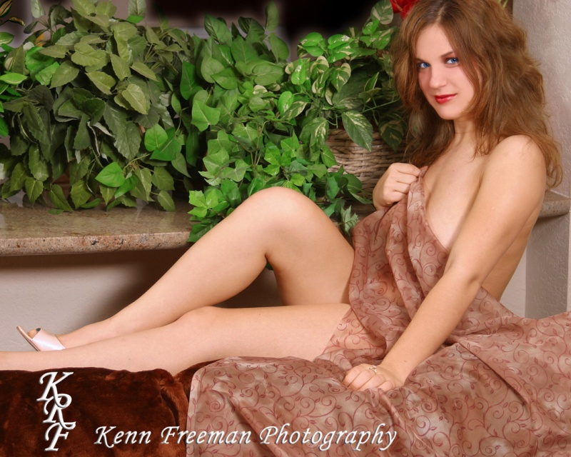 Kenn Freeman Studio Feb 25, 2008 Kenn Freeman 2008 Lovely Konia