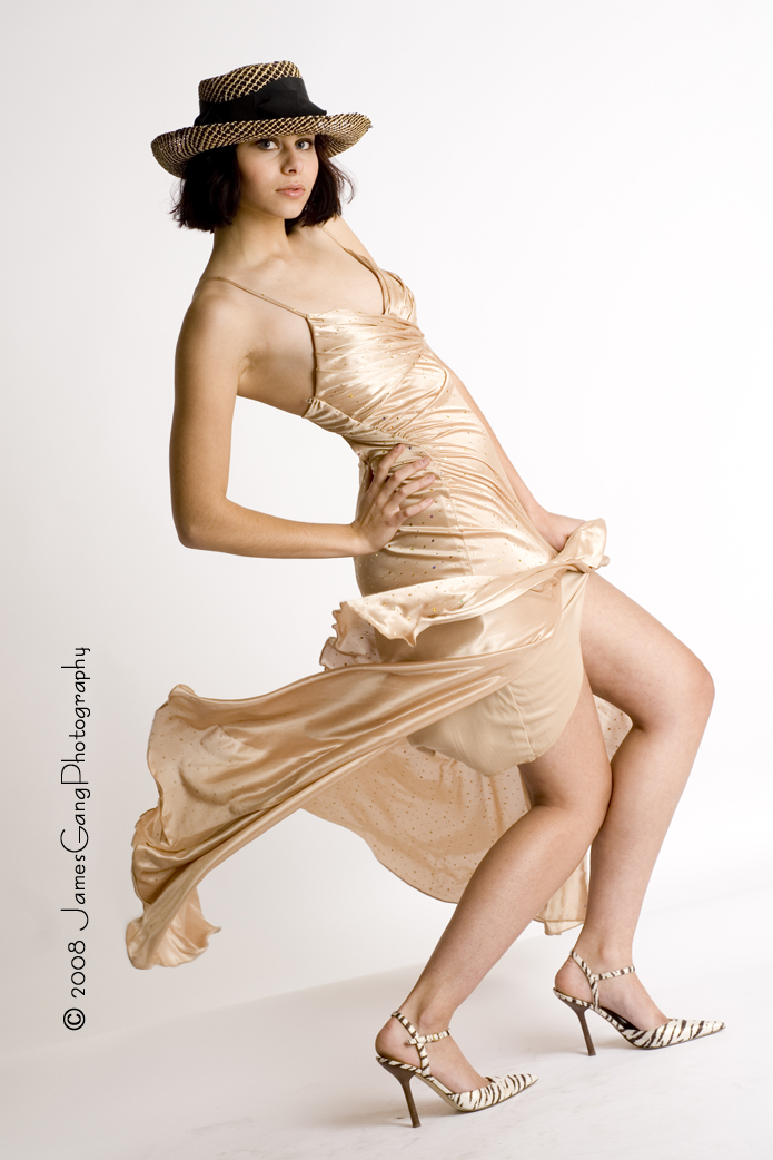 Studio-wardrobe by JamesGangPhotography Feb 26, 2008 Scott Davis Champagne Elegance