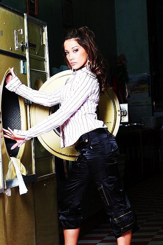 Female model photo shoot of Ocean Hui by doan
