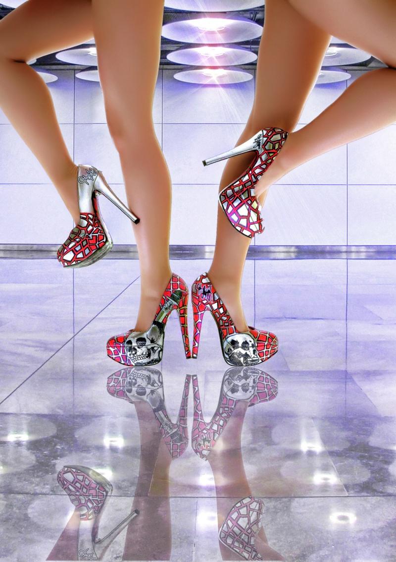 Digital Location Feb 27, 2008 John Ashford - Shoe Designer Skulls