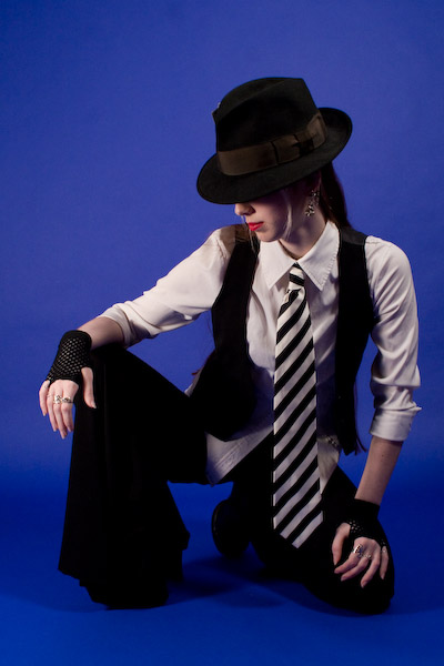 Female model photo shoot of Samara G by The Illuminated Pixel