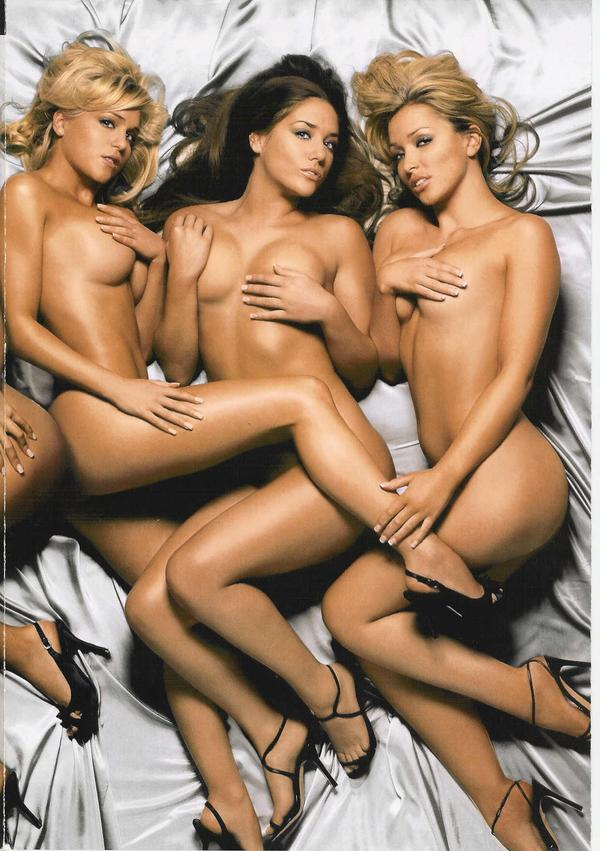 Feb 28, 2008 FHM honeys Front cover