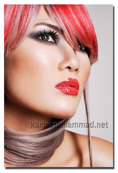 Female model photo shoot of Miss Rae Sin by KARIMMUHAMMAD in Philly, makeup by Darya Latham Makeup