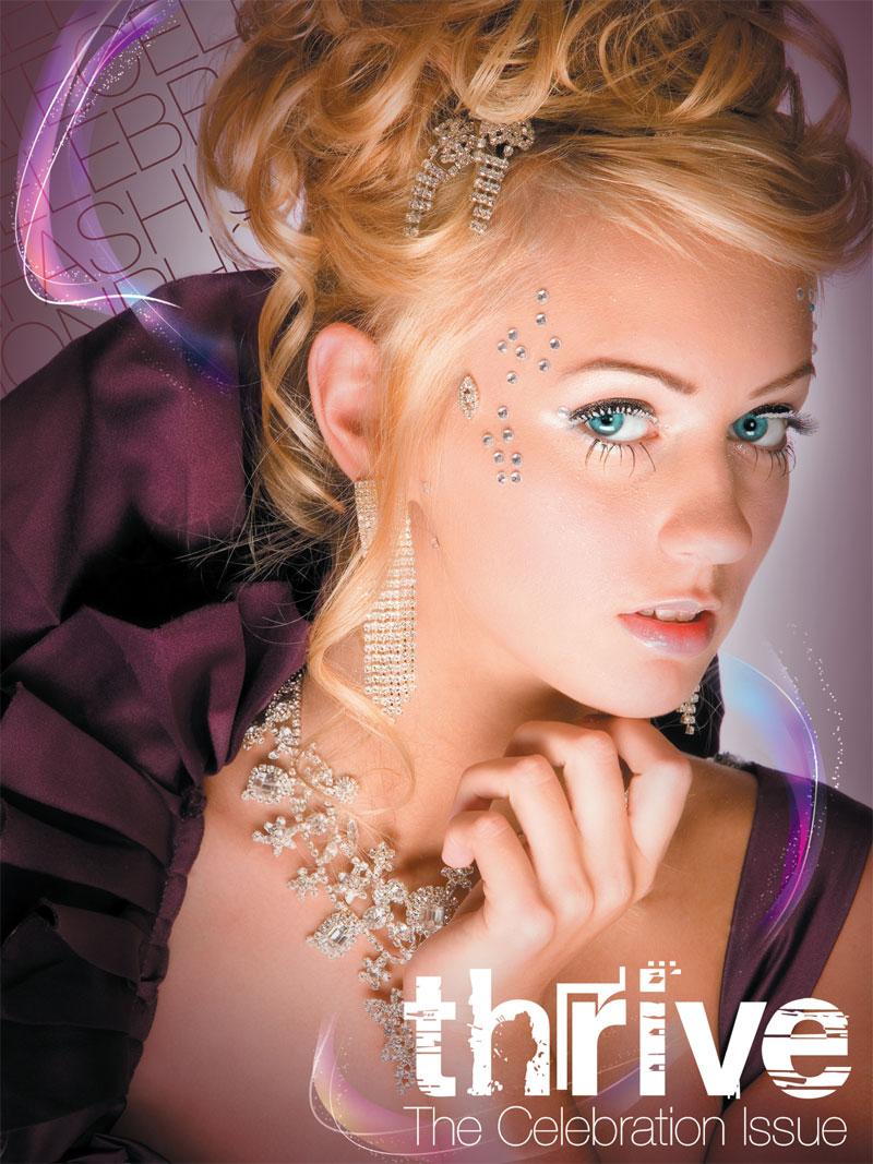 Mar 01, 2008 Thrive Magazine