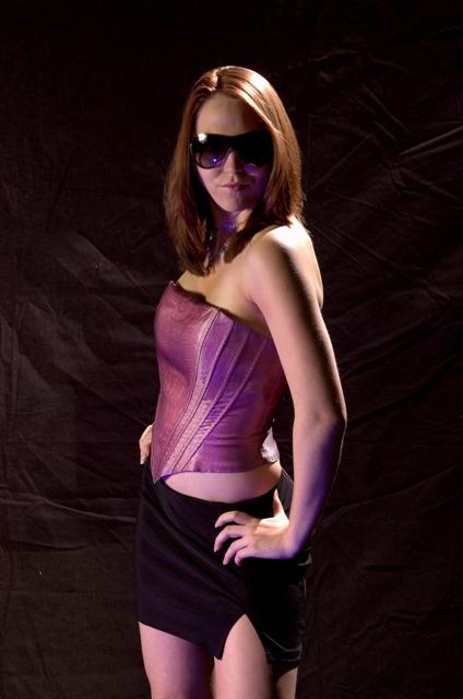 Female model photo shoot of Tiffiny by al graham