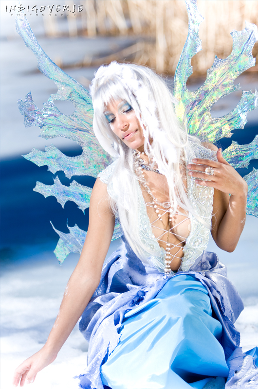 Mar 03, 2008 Photographer - Indigo Make-up/costume - Myself  Model - Vanessa