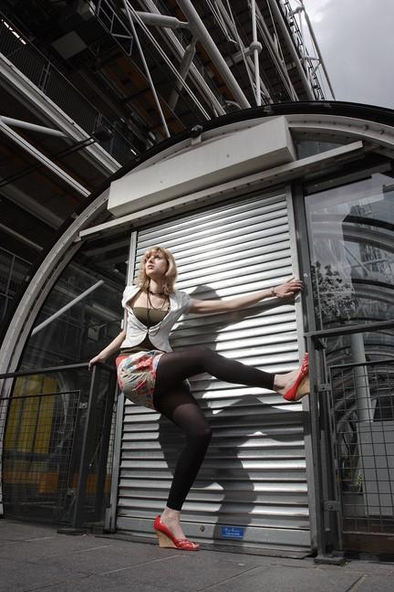 Male model photo shoot of briantsai in Paris