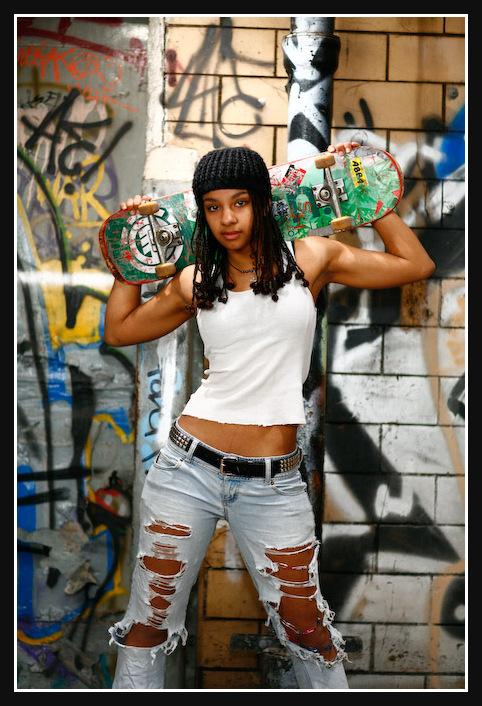 Female model photo shoot of Kiara Jade by Kenny D Photography in SA, TX