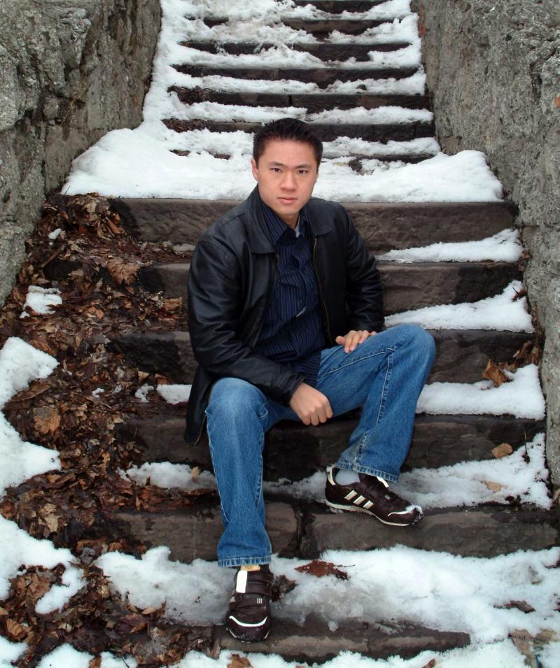 Male model photo shoot of Sean Liu by On Location YYZ in toronto