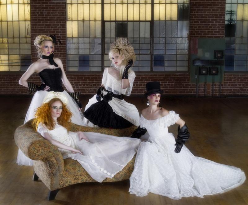 Mar 05, 2008 ©Heidi Stafford Models: BlakeV,JennaLynn,EvanEvan,MelissaJean/ Makeup: CourtneyD,LisaLouis/ Hair: LynziLou/ Stylist:PegahSasani