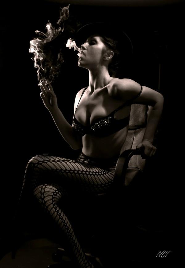 Female model photo shoot of Jezyka Elizabeth by NCISTUDIOS in Norcal Studio