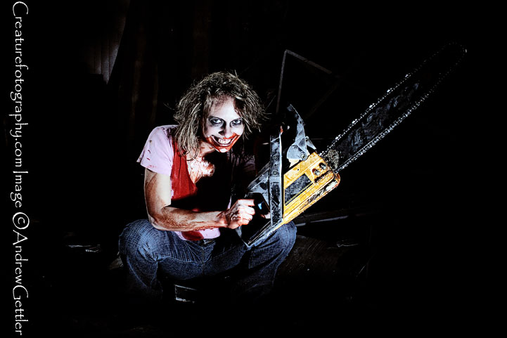 D.M. Gremlin Studios Mar 07, 2008 2008 Andrew Gettler Chainsaw Madness