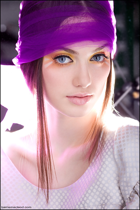 Mar 07, 2008 Make-up/Hair: Anabelle Deschamps Model: Marine (Montage)