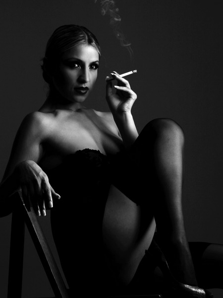 my studio Costa Mesa CA Mar 07, 2008 phillip ritchie   the very stunning Giselle and a very good friend