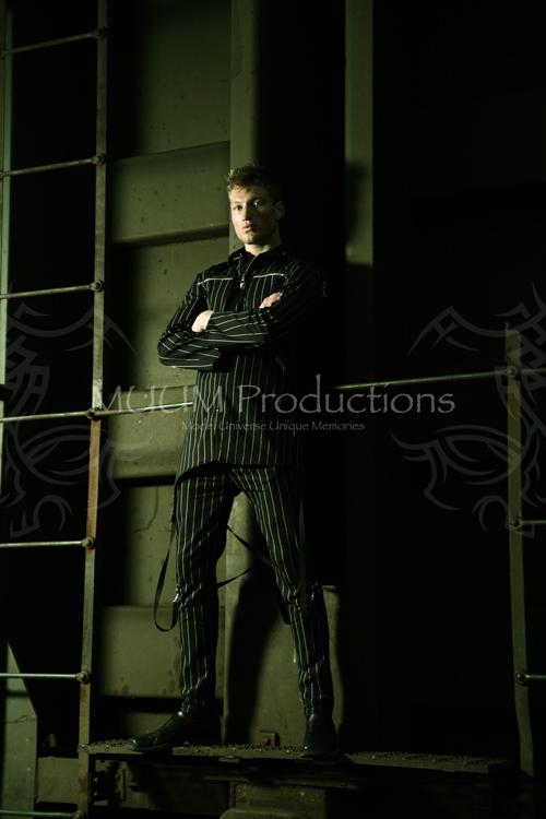 Male model photo shoot of muum 2007 by Nuno Silva in Vancouver
