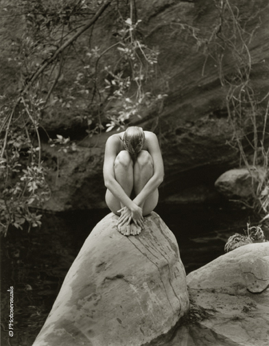Mar 09, 2008 Photosensualis Girl On A Rock
