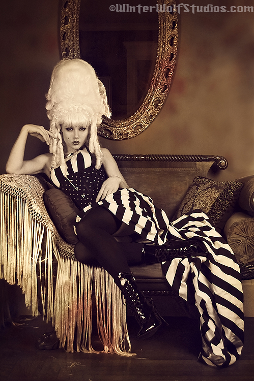 Mar 09, 2008 Hair, wardrobe: Vicious Dolls. Jewelry: angelovepink.