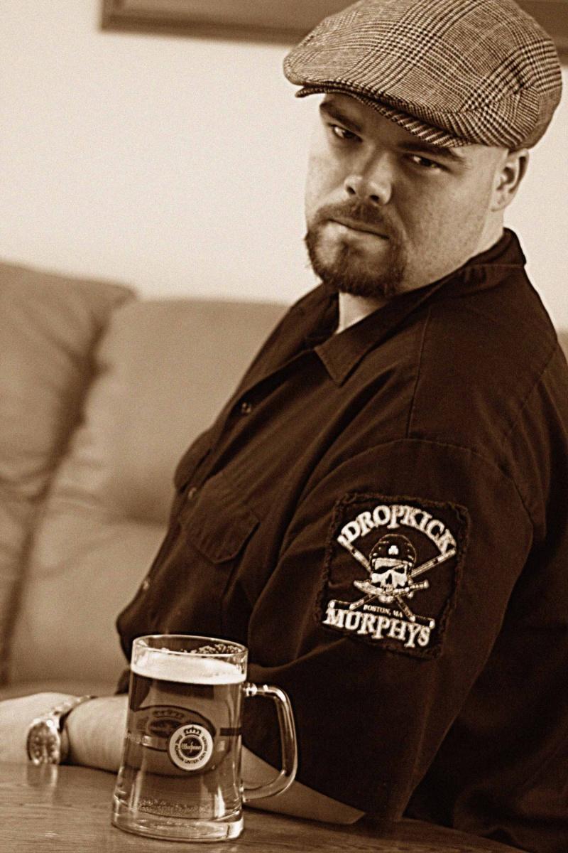 Mar 10, 2008 Luke Stremlau self portrait