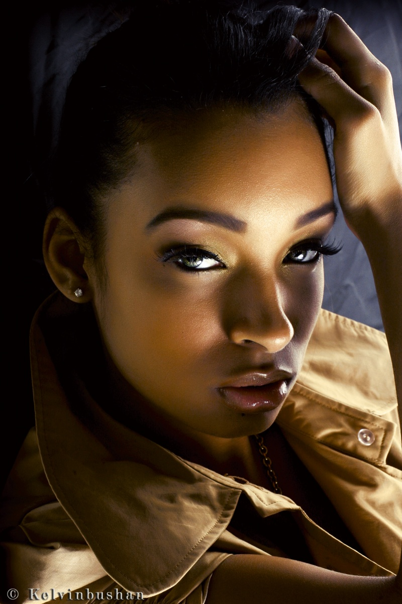 Mar 10, 2008 Kelvin Bushan...hes done it again, of course with the help of the best MUA Tori  Fierce!