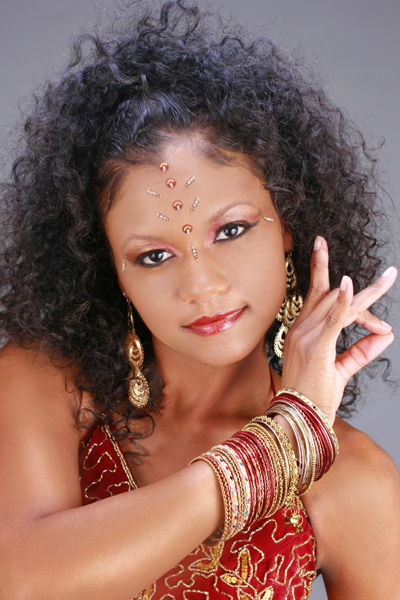 bklyn Mar 11, 2008 el cubano Bindi Queen..styling by me (sha~))