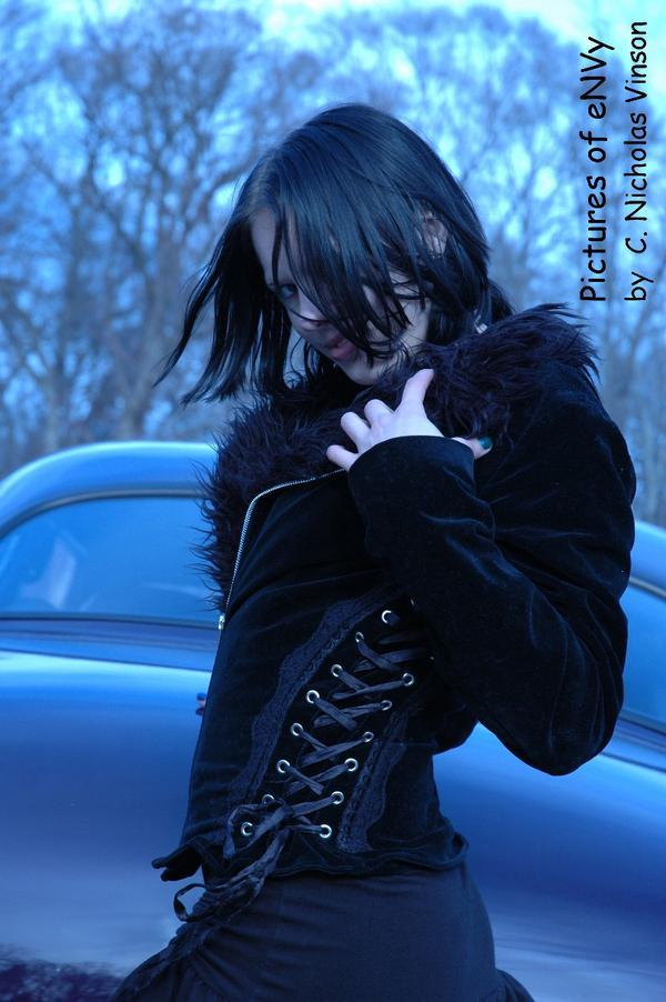 Female model photo shoot of randomly spaztik by Pictures of eNVy