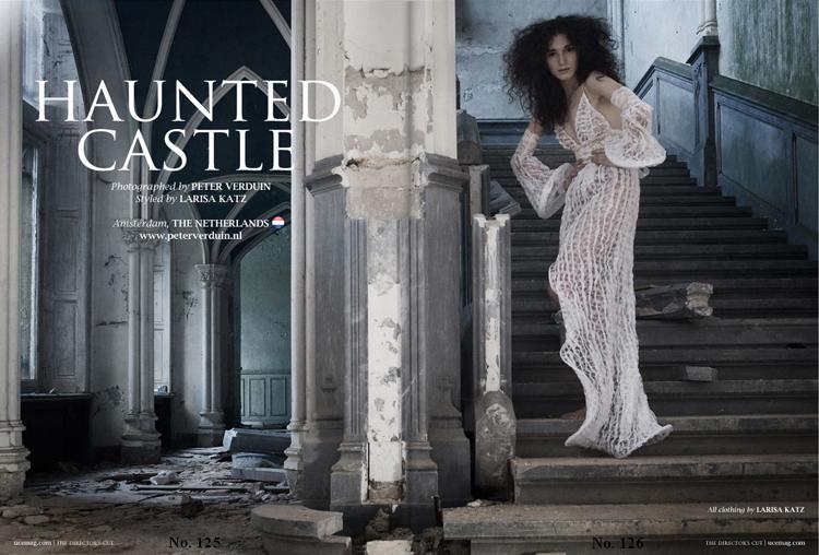 Mar 13, 2008 Photography Peter Verduin, make-up Dainora Dulcite,model Laura@modelsoffice.be,Fashion & styling Larisa Katz