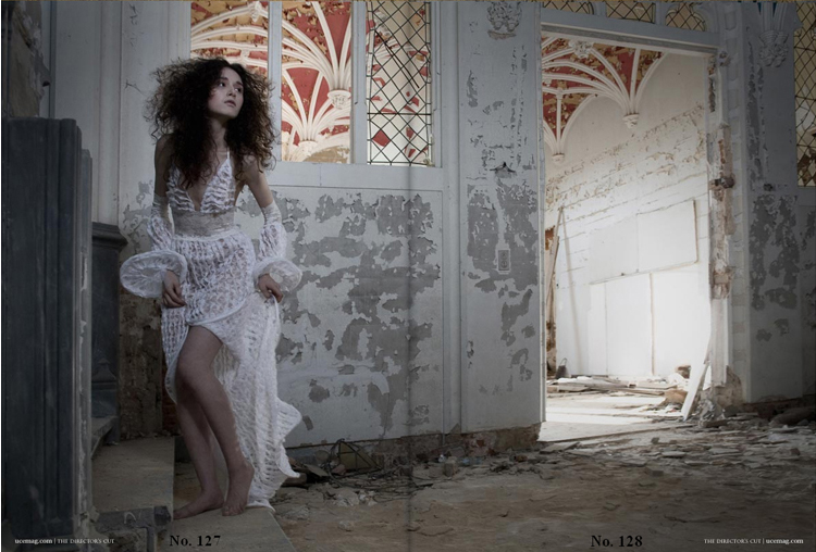 Mar 13, 2008 Photography Peter Verduin, make-up Dainora Dulcite,model Laura@modelsoffice.be,Fashion & styling Larisa Katz