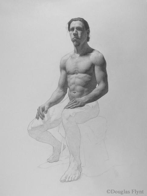 Mar 13, 2008 pencil figure study