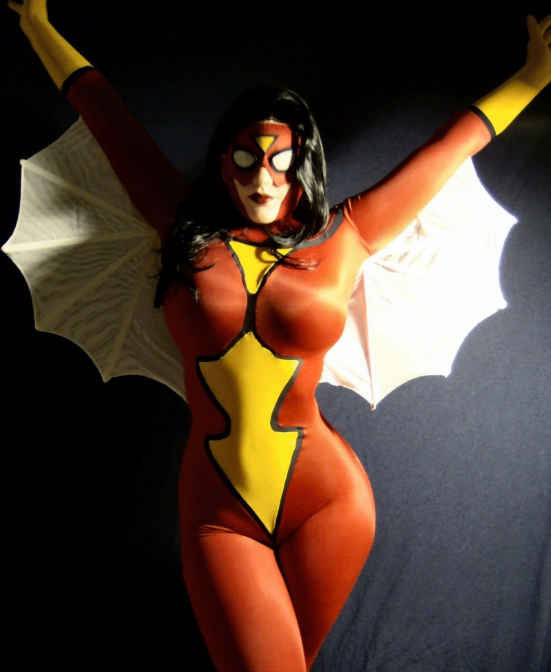 Mar 15, 2008 Spider-Woman