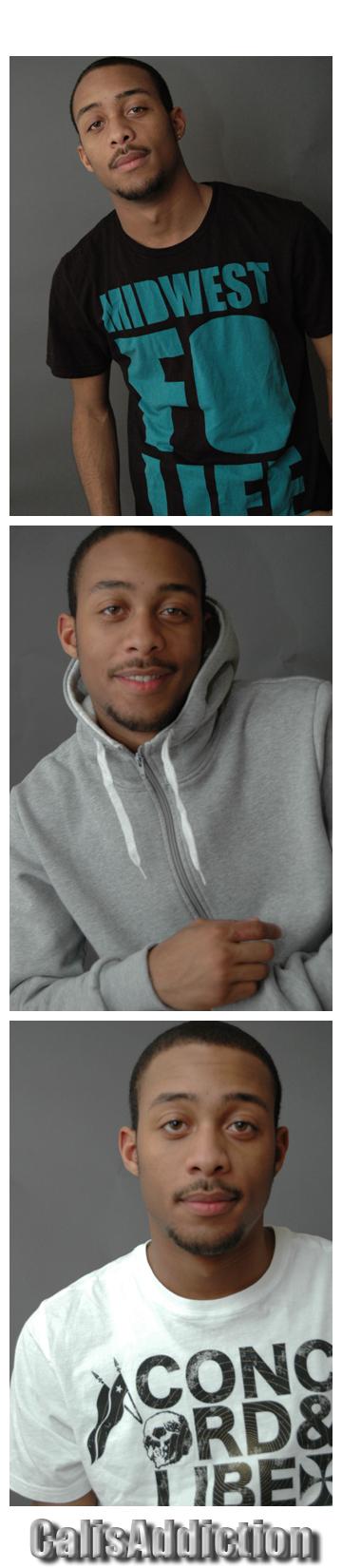 Male model photo shoot of KHALIL BOYD