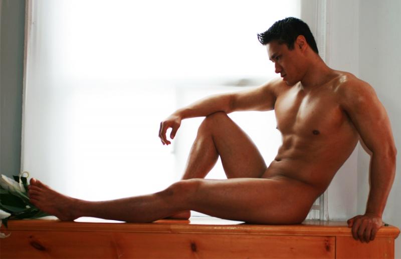 Male model photo shoot of Sean Liu in toronto