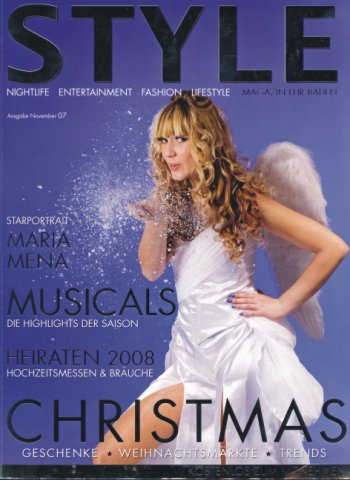 Mar 16, 2008 COVER STYLE
