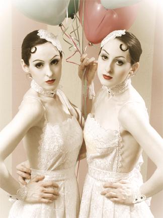 Los Angeles Mar 16, 2008 Danielle Bedics / Poubelle Twins By Danielle Bedics / WhiteRabbitStudio.com