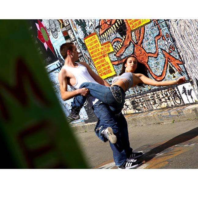Clarion Alley, San Francisco, CA Mar 17, 2008 BJ Martin Photography Clarion Alley, San Francisco
