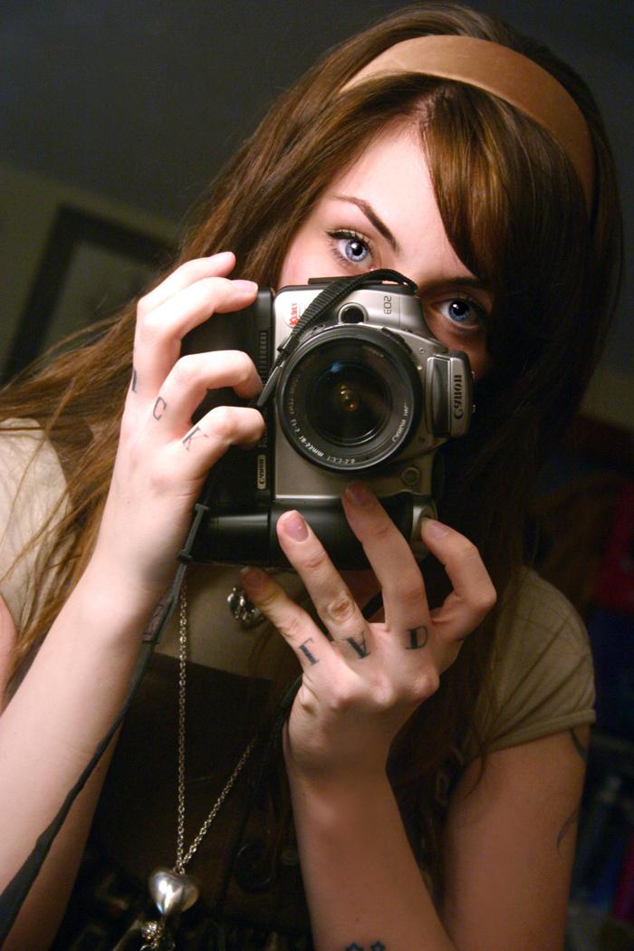 Glen Ellyn, IL Mar 18, 2008 Siren Vanity Multimedia Arts self-portrait