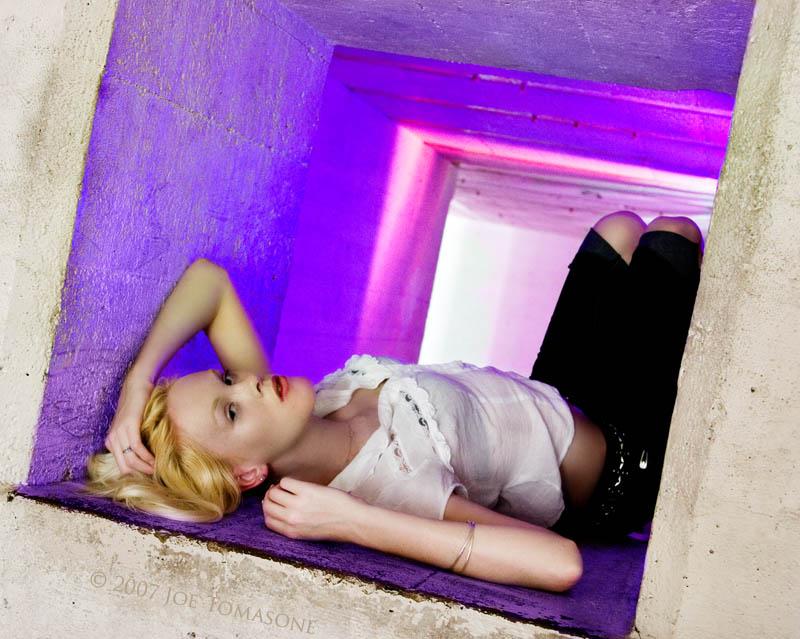Female model photo shoot of Ember Skye