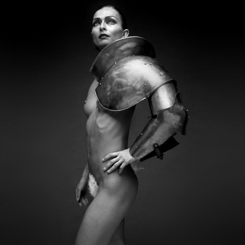 Nude warrior life #11
