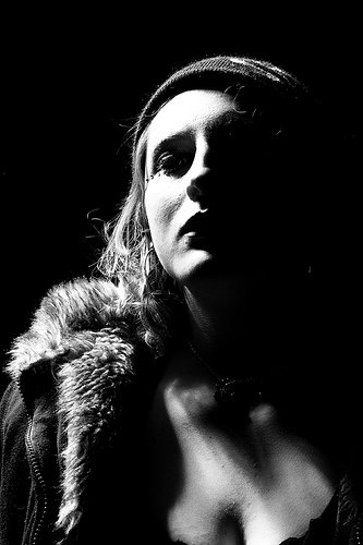 Female model photo shoot of NadineVictoriaSavelkoul in NSCC